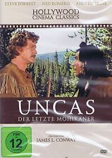DVD NEU/OVP - Uncas - Der letzte Mohikaner - Steve Forrest & Ned Romero