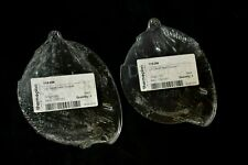 2 Pack Thermoplan 116089 Decaf Bean Hopper Lid Clear Plastic 1197057