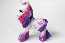 My Little Pony Sweetie Belle Valentine Purple White