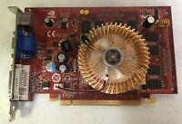 NVIDIA V096 256MB DVI/VGA/S-Video PCIe Graphics Card