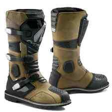 Forma TERRA mens adventure motorcycle boots Brown or Black