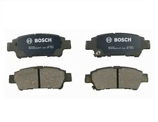 Toyota Sienna 2003-2010 Rear Disc Brake Pads Bosh QuietCast BC995