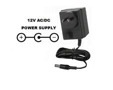 12V POWER SUPPLY 12 V ADAPTER TC ELECTRONIC/HELICON SA106C-12S SA106C12S DC 240V