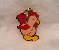 Strut or Doodle the Rooster Charm TY Beanie Baby Charms New Jewelry for Bracelet