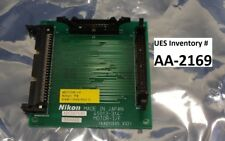 Nikon 4S013-314 Connector Board Pcb Motor-I/F Kab11005 Optistation 7 Used
