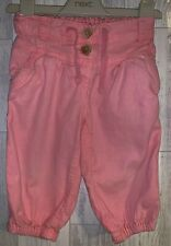 Girls Age 2-3 Years - Next Pink Shorts