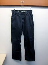 G. Star  Raw Dark Blue Men's Jeans 3301 relaxed boot , Size 31x34  meas. 33x33
