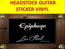 EPIPHONE LES PAUL JUNIOR SILVER STICKER VISIT OUR STORE WITH MANY MORE MODELS