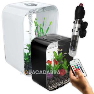 biOrb Life Tropical Aquariums Fish Tank Kit Heater MCR Colour Remote Oase