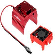 Powerhobby Traxxas Velineon VXL-3 ESC + Motor Cooling Fan Red : Slash 2WD