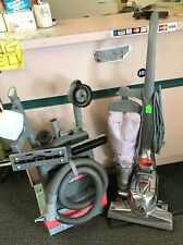 KIRBY SENTRIA ALL BASIC ATTACHMENTS & SHAMPOOER USED LITTLE 5 YEAR PARTS AND LAB