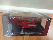 ATLAS EDITIONS 1/76 - CLASSIC FIRE ENGINES - BEDFORD HEAVY UNIT MODEL