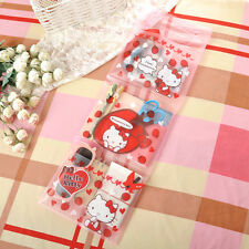Pink Hello Kitty PVC Wall Hanging Storage Organizer Bag 3 Pocket KK331