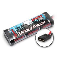 Associated 696 Reedy Wolfpack NiMH 6 Cell 7.2V 2400mAh Pack Battery Traxxas Plug
