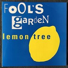 Fool's Garden ‎CD Single Lemon Tree - France (EX+/EX+)