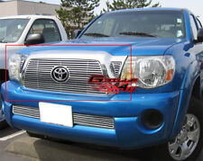 Fits 05-10 Toyota Tacoma Perimeter CNC Machined Cut Billet Grille Grill Insert