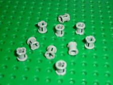 10 x LEGO Technic Bush Oldgray Réf.3713 Set 8480/8865/9649/9942/8844/8859/3804..