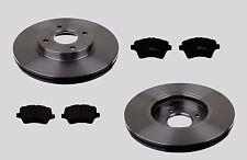 Ford B-Max Satz Bremsscheiben Bremsen + Bremsbeläge vorne Vorderachse