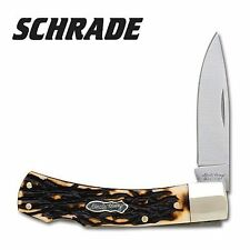 Schrade Uncle Henry 5UH Bruin Lockback Knife