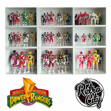 Vtg MMPR Mighty Morphin Power Rangers Figures & Accessories Spares Bandai 90s