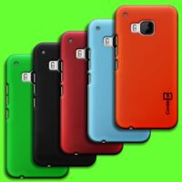 For HTC One M9 Hard Protective Case Slim Rubberized Matte Thin Phone Cover