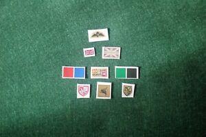 1/6 scale British Parachute Regiment Patch lot