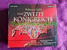 6-CD HÖRSPIEL HISTORISCH   REBECCA GABLÉ   DAS ZWEITE KÖNIGREICH   HELMSBY # 1