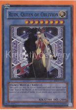 Authentic Mina Simington Deck - Ruin Queen - Senju - Djinn - Yugioh  40 Cards