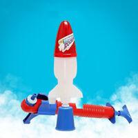 Cohete lanzador de energía agua al aire libre juguete experimental inteligente
