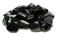 TUMBLED - (4) LG/XL TOURMALINE Crystal w/Description Card - Healing Reiki Stone