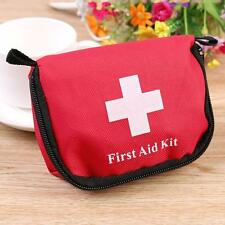 Mini Outdoor Camping Hiking Survival Bag Travel Emergency First Aid Kit