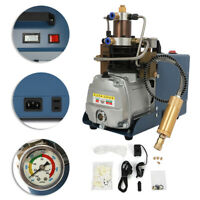 PCP Luftpumpe hohen Druckluft Kompressor 1.8KW 220V Ansprechdruck 300Bar 4500PSI