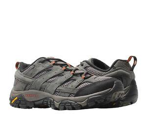 Merrell Moab 2 Ventilator Beluga Grey Men's Hiking Shoes J06015