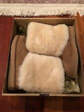 New Womens Uggs Patten Tan Boots Size 6M Reg. $200