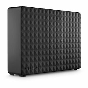 Seagate Expansion 6TB Desktop Hard Drive, USB 3.0, NEW AND SEALED!