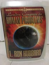 L Ron Hubbard Congress Lectures London Congress Human Problems Audio Book CD