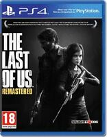 The Last of Us: Remastered (PS4) Spotlees Condition Super 1st Class Delivery