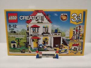 Lego® Creator 3 in 1 - 31069 - Familienvilla - Neu - OVP Top Zustand
