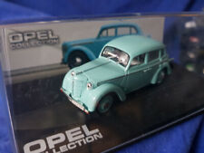 OPEL Collection 1//43 OPEL Capitaine 38 vert 1938-1940 en plexi BOX #1268