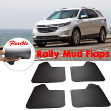 Rally Front Rear Splash Guards Mudguard Mudflaps Mud Flaps For Chevrolet Chevy