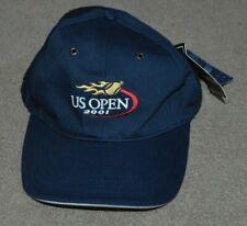 Nwt 2001 Us Open Tennis Hat Cap Flushing Nyc