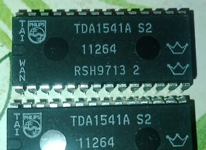 Philips TDA1541A S2 (ONE PART ONLY)