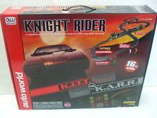 Auto World K.I.T.T vs K.A.R.R. World 16' Knight Rider Slot Car Race Set - MIB