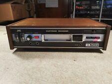 JVC CHR250UB 8 track recorder player