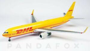 DHL Boeing 767-300F G-DHLE GeminiJets DHL767 Scale 1:200 RARE