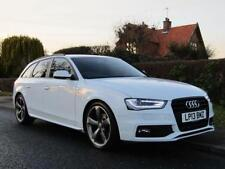 Audi Estate 25,000 to 49,999 miles Vehicle Mileage Cars