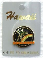 HAWAIIAN COLLECTABLE HAWAII PIN