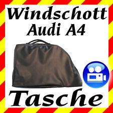 Audi A4 Cabrio  Windschott Tasche Cover  Windschotttasche Windschottschutz