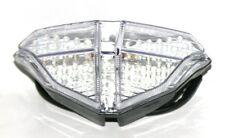 Feu arrière led clignotant intégré tail light ducati SBK 848 1098 1198 evo sp r