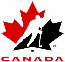 Hockey Canada Logo, 8x10 Color Photo